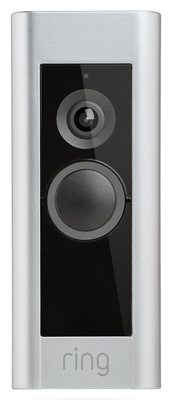 Pro Video Doorbell, Wi-Fi Connected