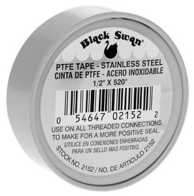 PTFE GRY SS THRD Tape