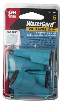 WaterGard Wire Connector, Large, 5-Pk.