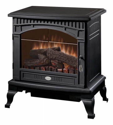 Electric Stove Heater, Black