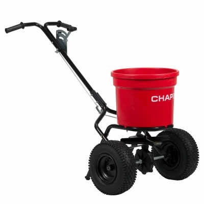 Contractor Series Turf Spreader,70-Lb. Capacity