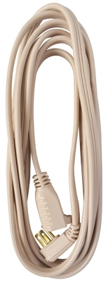 12-Ft. 14/3 SPT-3 Beige Major Appliance Cord
