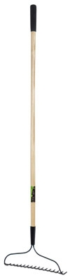 14-In. Bow Rake, 51-In. Handle
