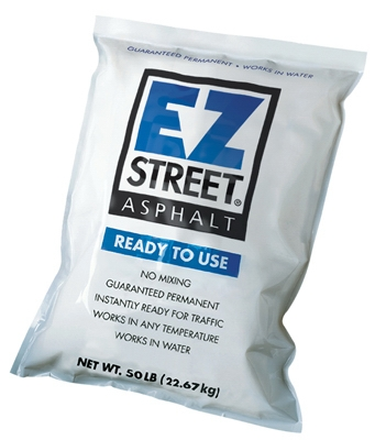 Asphalt Cold Patch, 50-Lb.