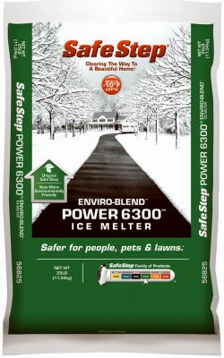 Power 6300 Enviro Blend Ice Melter, 50-Lbs.