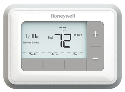 7-Day Flexible Programmable Thermostat