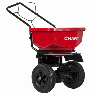 80LB Res Turf Spreader