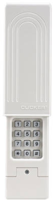 Clicker Wireless Keyless Garage Door Control