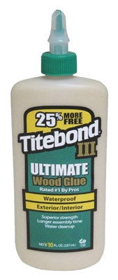 10OZ Titebond III Glue