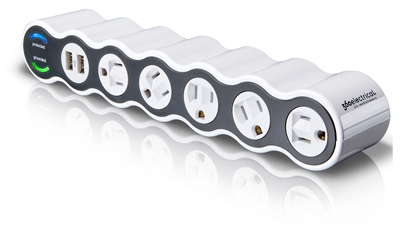 Power Curve 5-Outlet Surge Protector