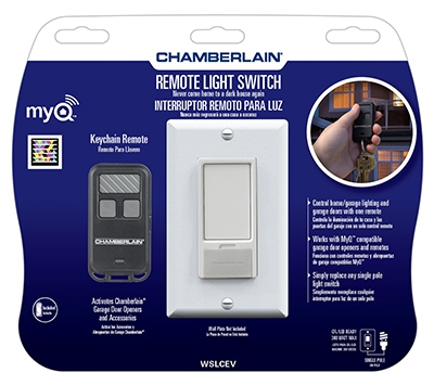 MYQ Remote  Exterior Light Control
