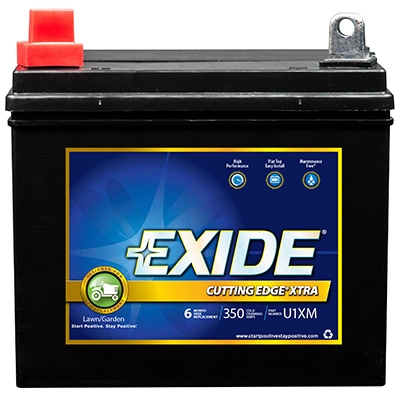 12V L&G Tractor Battery