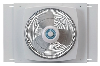16-Inch 3-Speed Reversible Window Fan