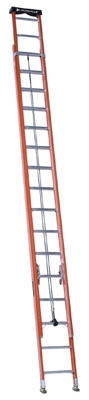 32-Ft. Extension Ladder, Fiberglass, Type 1A, 300-Lb. Load Capacity