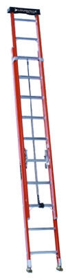 24-Ft. Extension Ladder, Fiberglass, Type 1A, 300-Lb. Load Capacity