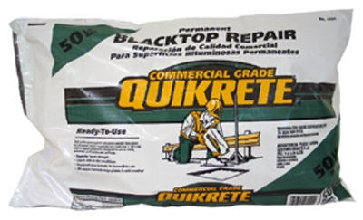 Blacktop Patch, Commercial-Grade, 50-Lbs.