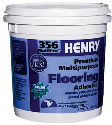 356 Multi-Purpose Flooring Adhesive, 1-Gal.