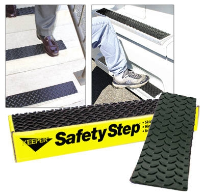 Safety Step, 4 x 17.5-In.