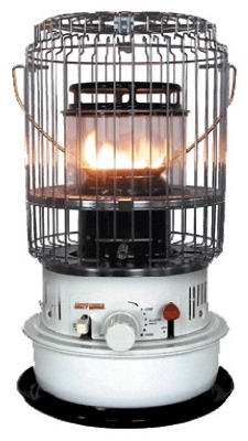 Kerosene Convection Wick Heater, 10,500-BTU