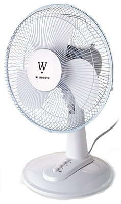 Table Fan, 12-In.