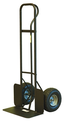 Hand Truck, Heavy-Duty, Black, 1,000-Lb. Capacity