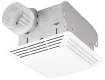 Broan Bathroom Fan & Light