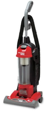 Vacuum, Upright, Bagless, Hepa Filter.