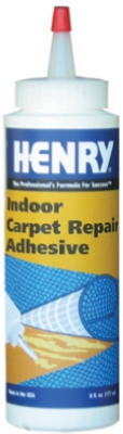 Indoor Carpet Repair Adhesive, 6-oz.
