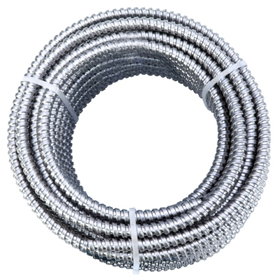 Conduit, Reduced Wall, Aluminum, 3/4-In. x 100-Ft. Coil