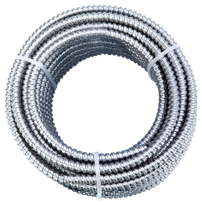 Conduit, Reduced Wall, Aluminum, 1/2-In. x 100-Ft. Coil