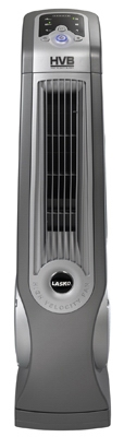 High-Velocity Floor Fan With Remote Control, Oscillating, 20-In.