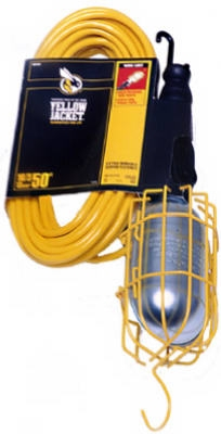 Work Light, 50-Ft. Cord