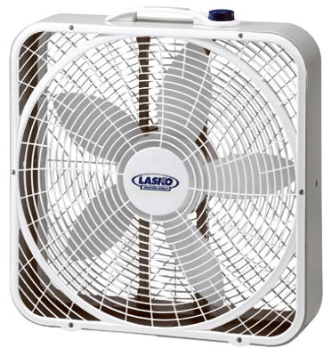 20-Inch Weather Shield Weatherproof Box Fan