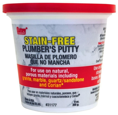 Stainfree Plumber's Putty, 9-oz.