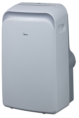 Portable Air Conditioner, 12,000-BTU