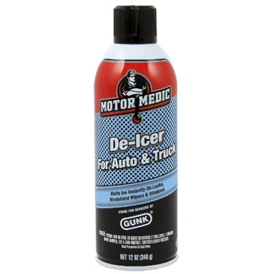 Windshield De-Icer, 12-oz. Aerosol