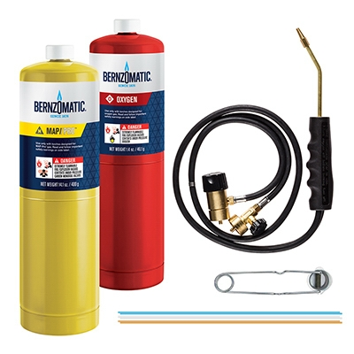 Brazing Torch Kit