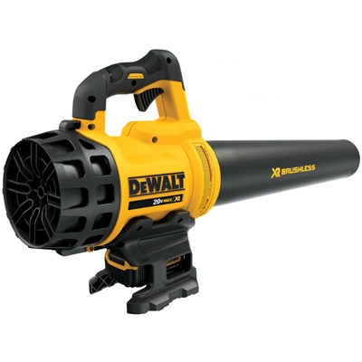 Cordless Power Blower, Cordless, Brushless, 90 MPH, 20-Volt Lithium