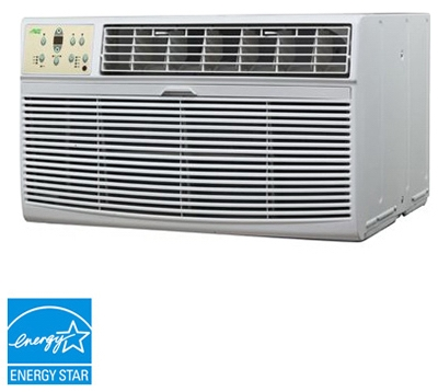 Through-The-Wall Window Air Conditioner, 12,000 BTU
