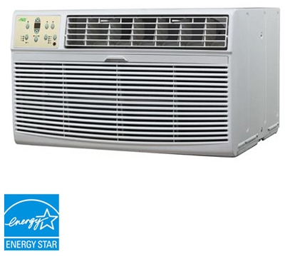 Through-The-Wall Window Air Conditioner, 8,000 BTU