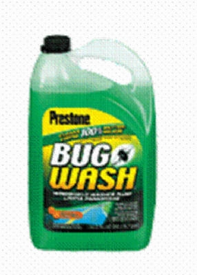 Bug Wash Windshield Washer Fluid, 1-Gal.