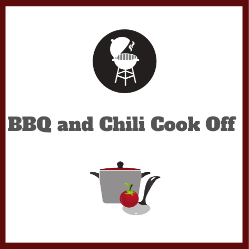 Last BBQ and Chili Cook Off!