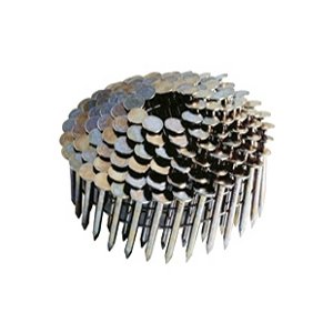 1-1/4 in. Coil Roofing Nails - 7,200 ct.