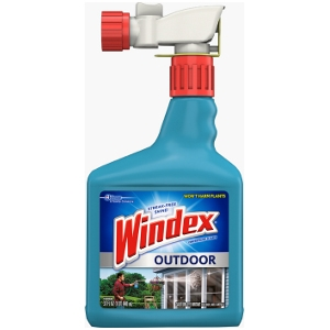 Windex Outdoor Glass Cleaner