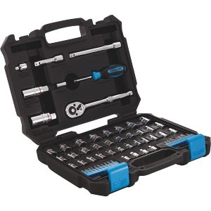 63-Piece Combo SAE/Metric Socket Set