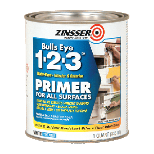 Bulls Eye 1-2-3® Water-Base Primer