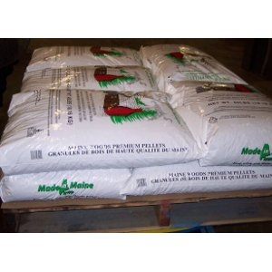 Maine Wood Pellets
