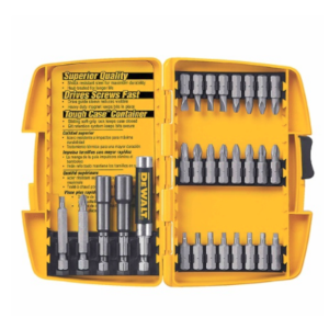 DeWalt 29-pc. Screwdriver Bit Set