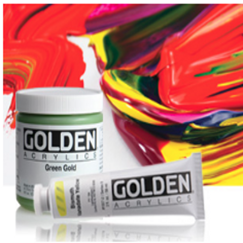 Free Apron with Purchase of Golden Paints!