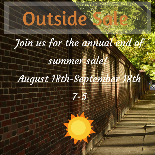 Outside Sale